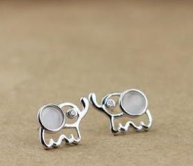 Sterling Silver Cute..